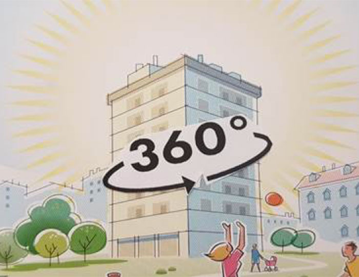 Bussinello sas Reale Mutua Verona Est - Condominio 360